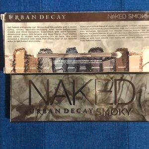 Urban Decay Naked Smoky Palette New